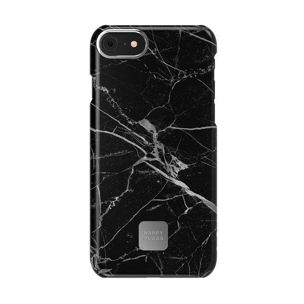 iPhone 8/7 Case Black Marble