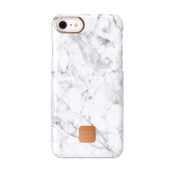 iPhone 8/7 Case White Marble
