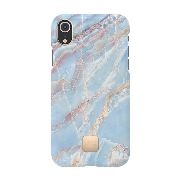 iPhone XR Case Blue Quartz