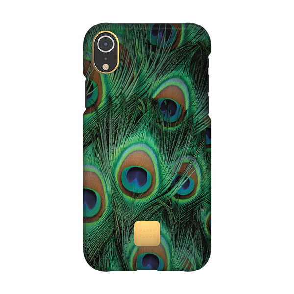 iPhone XR Case Peacock