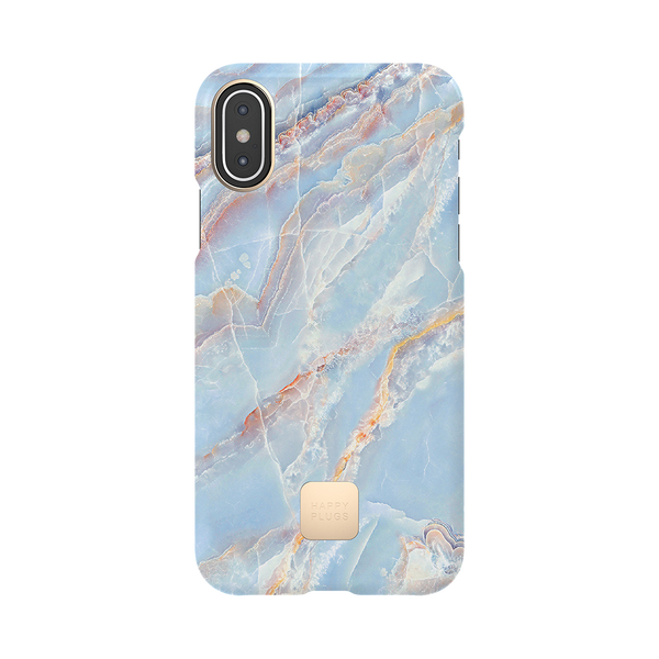 iPhone XS Case Blue Quartz