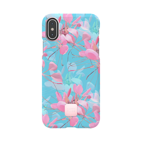 iPhone XS Case Botanica Exotica