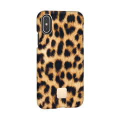 iPhone XS Case Leopard