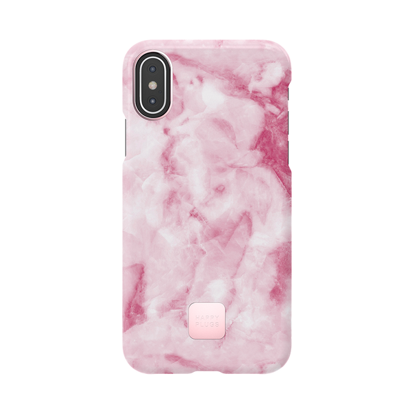 iPhone XS Case Pink Marble
