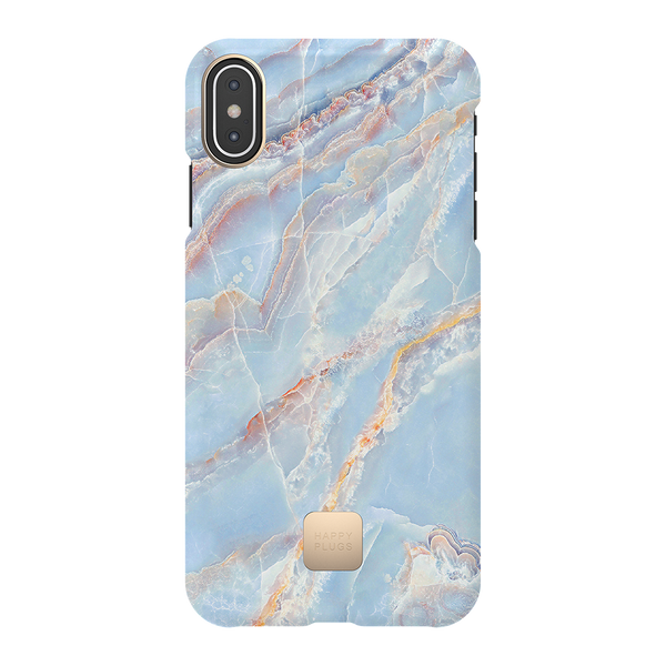 iPhone XS Max Case Blue Quartz