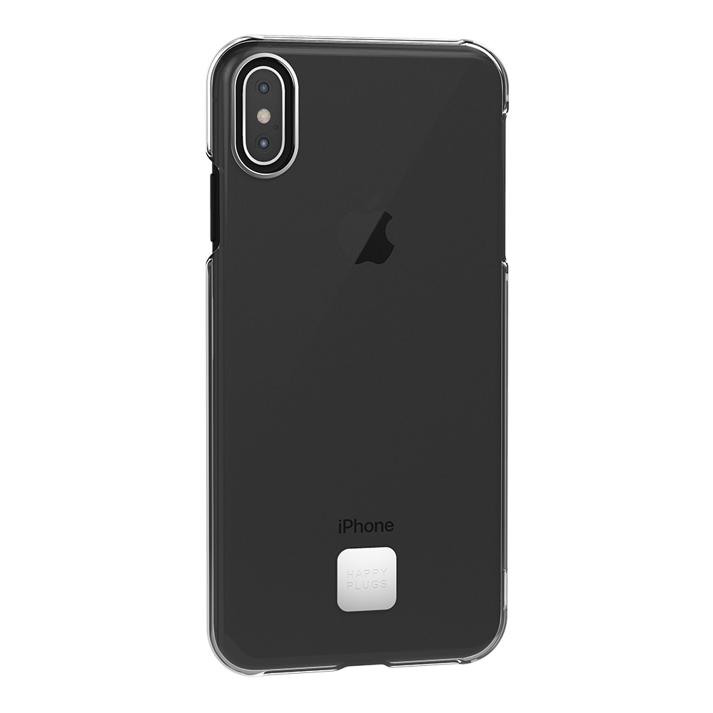 iPhone XS Max Case Transparent