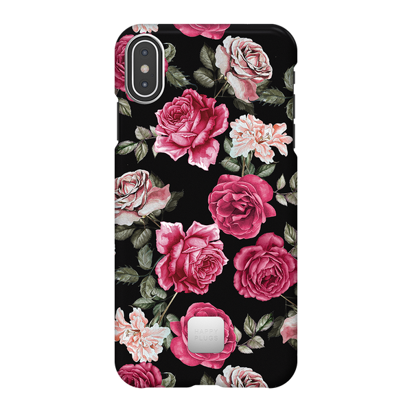 iPhone XS Max Case Vintage Roses
