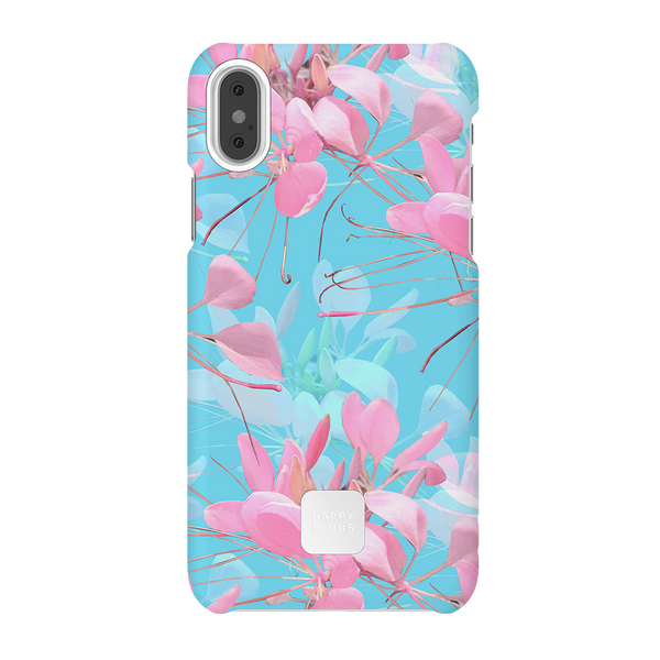 iPhone X Case Botanica Exotica