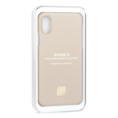 iPhone X Case Nude