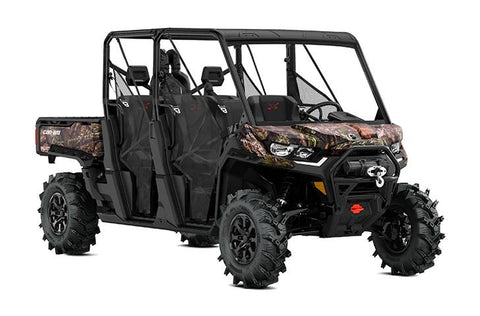2021 Can-Am Defender MAX X MR HD10 Oak / Camo