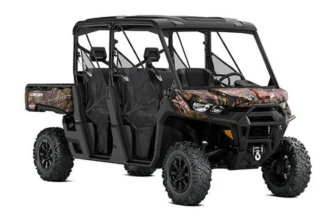 2021 Can-Am Defender MAX XT HD8 Oak/Camo
