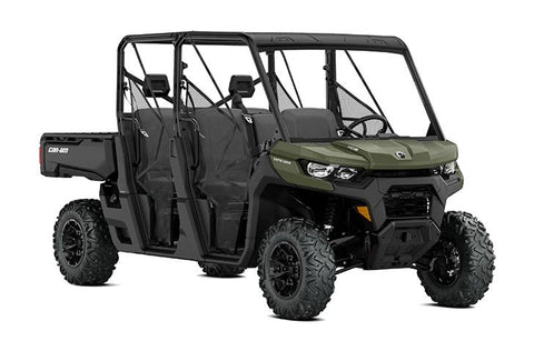 2021 Can-Am Defender MAX DPS HD8 G
