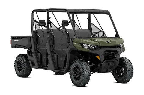 2021 Can-Am Defender MAX HD8