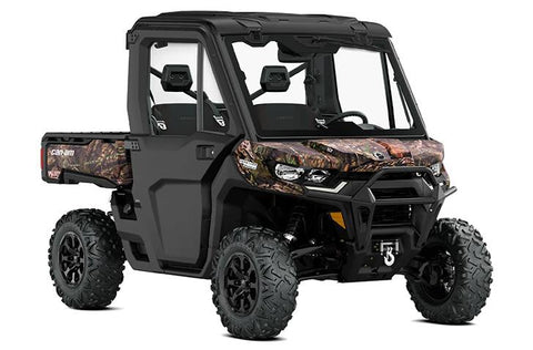 2021 Can-Am Defender Limited HD10 Oak/Camo