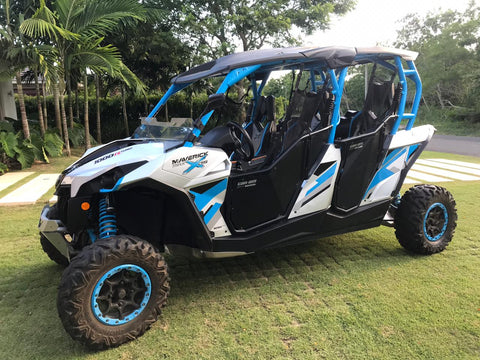Can-Am Maverick Turbo MAX 2016 USADO