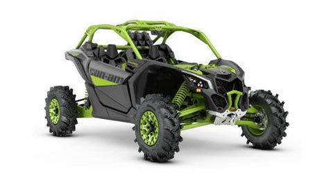 2020 Can-Am Maverickª X3 Xª mr Turbo RR