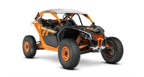 2020 Can-Am Maverickª X3 Xª rc Turbo RR