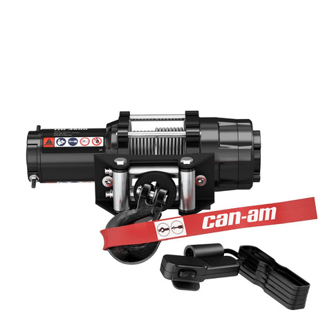 Can-Am HD 4500 Winch for Commander, Commander MAX