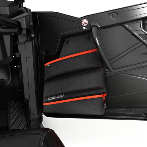 Door Knee Pads with Storage for Maverick Trail