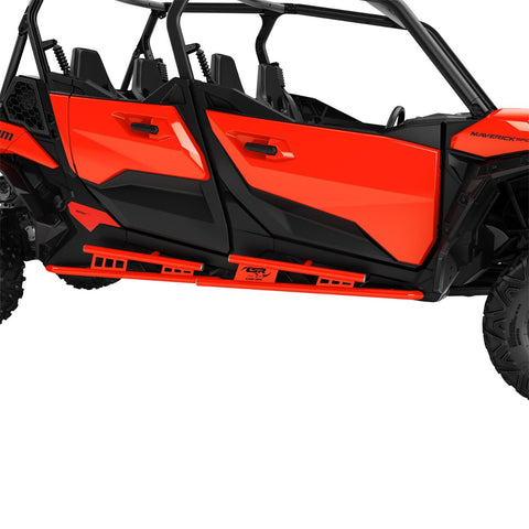 Lonestar Racing Rock Sliders for Maverick Sport MAX