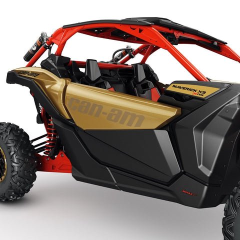 Front Lower Door Panels for Maverick X3, Maverick X3 MAX
