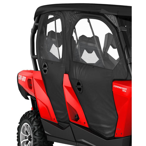 Soft Doors & Rear Panel for Commander MAX 2014 & up