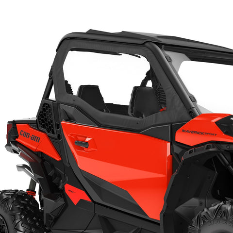 Upper Soft Door Panels for Maverick Trail, Maverick Sport