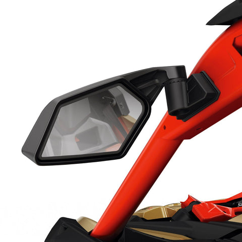 Racing Side Mirrors for Maverick X3, Maverick X3 MAX