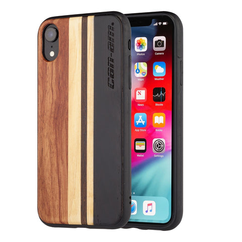 Wood Case Compatible with iPhone XR