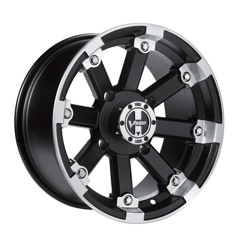 "Lockout 393 14"" Rim by Vision - Front"