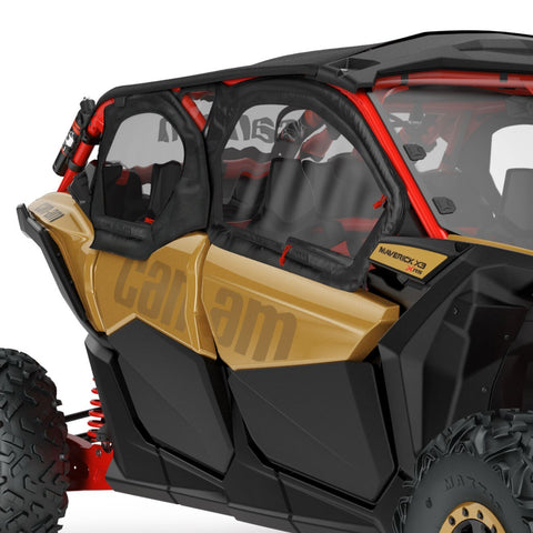 Upper Soft Door Panels for Maverick X3 MAX