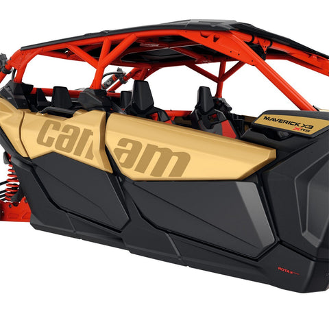 Rear Lower Door Panels for Maverick X3 MAX