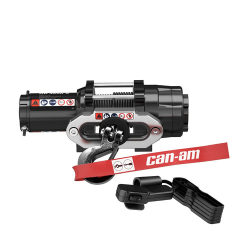 Can-Am HD 4500-S Winch for Commander, Commander MAX