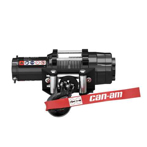 Can-Am HD 3500 Winch for G2, G2L, G2S