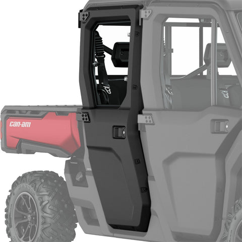 Rear Full Doors for Defender MAX
