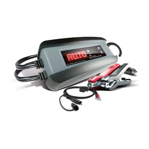 Battery Charger/Maintainer for All