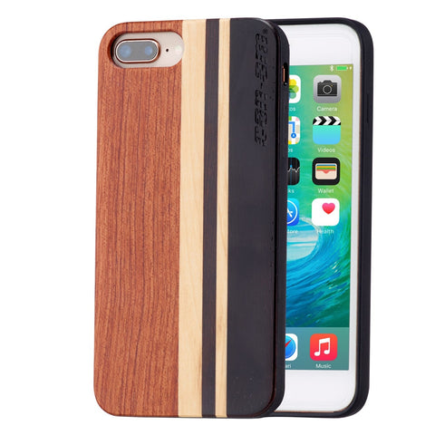 Wood Case Compatible with iPhone 7/8 Plus
