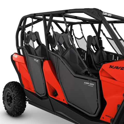 Sport Aluminum Doors for Commander MAX, Maverick MAX