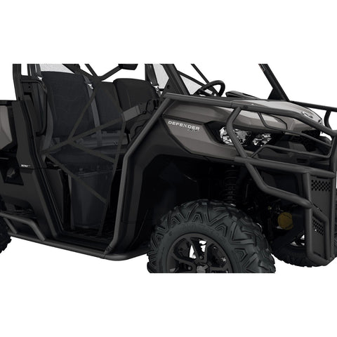 Front Rancher Body Side Protectors for Defender, Defender MAX