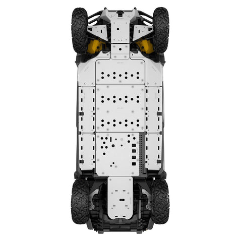 Front Central Skid Plate for Commander 2015 & up, Commander MAX