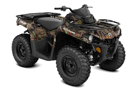 2021 Can-Am Outlander DPS 450 Oak/Camo