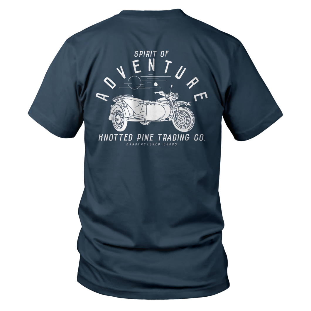 Adventure Short Sleeve - Slate