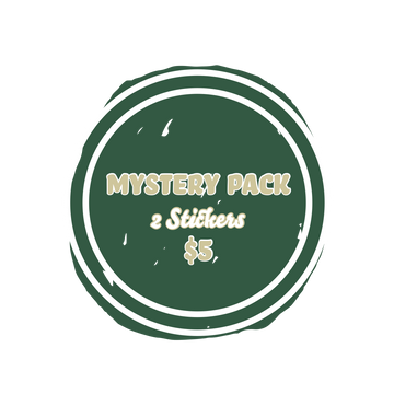 $5 Mystery Sticker Pack