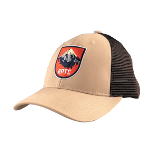 KPTC Mountain Patch - Trucker Hat