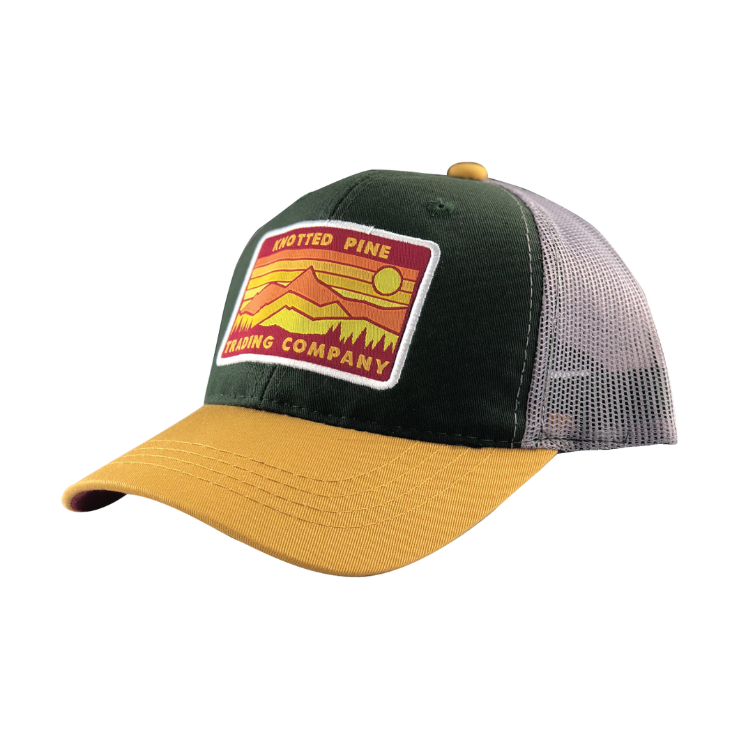 Retro Range Trucker Hat