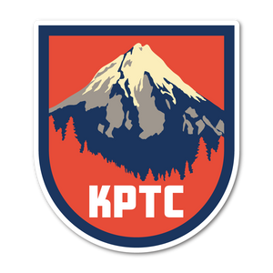 KPTC Patch Decal