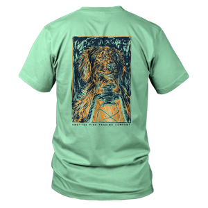 Lantern Pup Short Sleeve - Mint