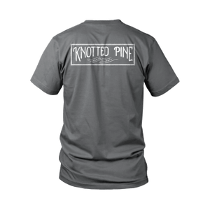 Vintage Logo Short Sleeve - Dark Heather Grey