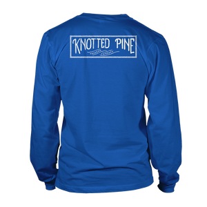 Logo Long Sleeve - True Royal