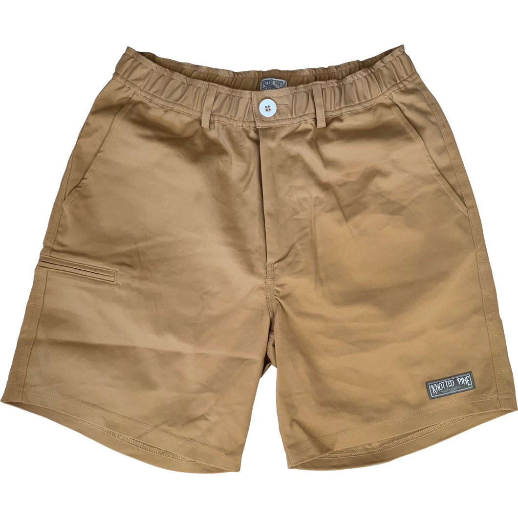 Camp Shorts - Khaki